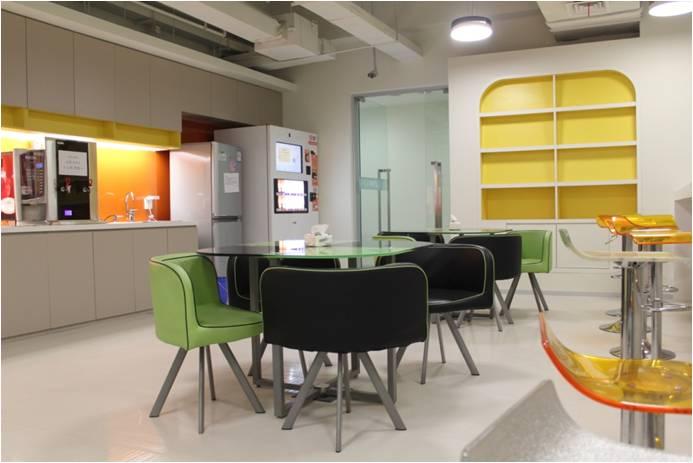 新办公室装修茶水间设计细节,这些问题你都考虑周全了